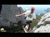 Катя Ilias-kay Rope jumping with Skyline x-team in Crimea.mp4