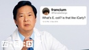 Ken Jeong Answers More Medical Questions From Twitter Tech Support WIRED