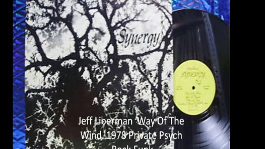 Jeff Liberman Way Of The Wind US 1978 Private Psych Rock - Video Dailymotion