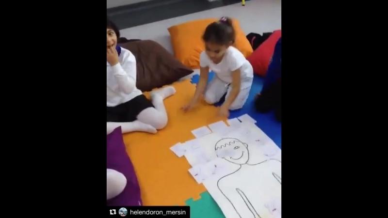 Helen Doron English lessons 20 11 2017 Turkey Mersin