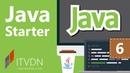 Java Starter Урок 6 Циклические конструкции