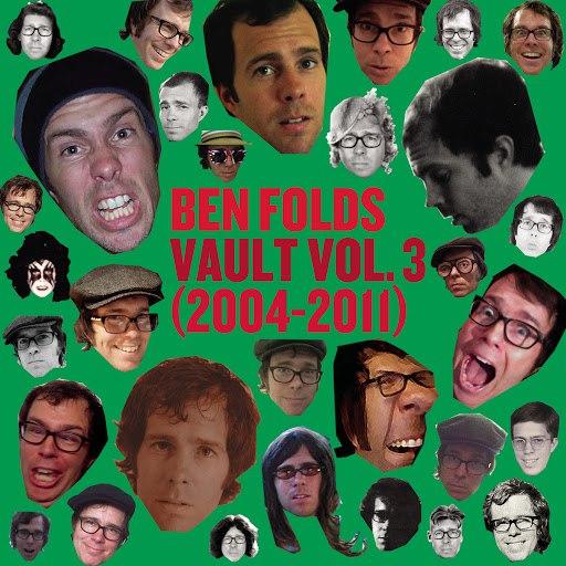 Ben Folds альбом Vault Volume III (2004-2011)