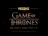 Reigns - Game Of Thrones Gameplay Trailer