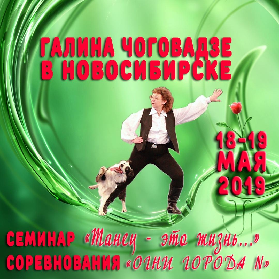 Афиша Новосибирск Галина Чоговадзе в Новосибирске