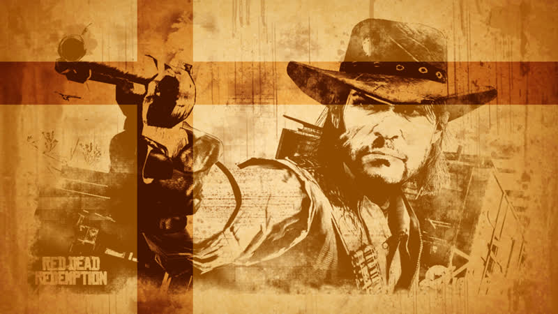 Red Dead Redemtion (Deadmans Gun)