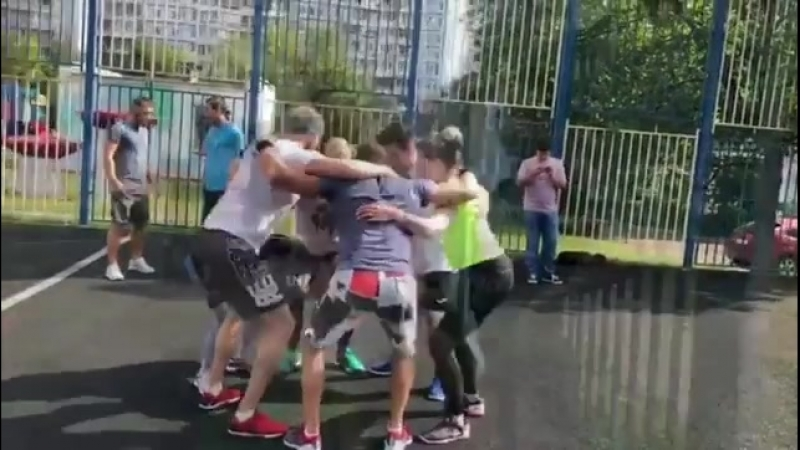 1-е сентября 2018 г 🤗 День рождения клуба, 2 года 🎈🎉🎊🎂 Видео 📹 Часть 8️⃣