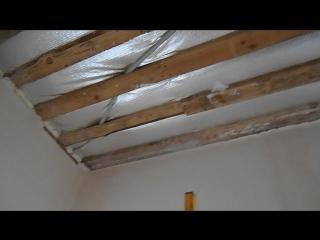 Фрезерованые потолки необчной формы.