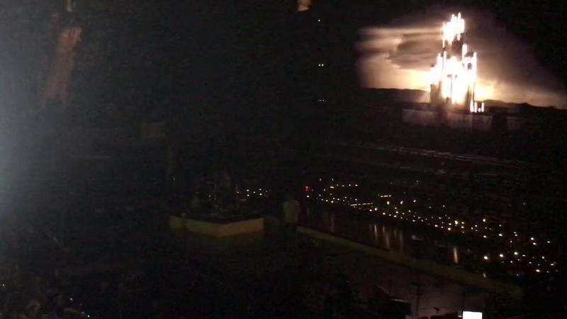 """Nico And The Niners"" - twenty one pilots - Vivint Smart Home Arena - Salt Lake City - 11/13/18"