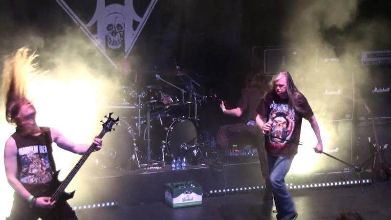 Asphyx - The Rack LIVE( Holland )