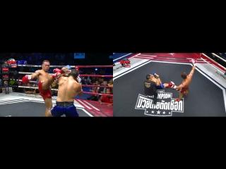 MAX Muay Thai: все финиши уикенда.