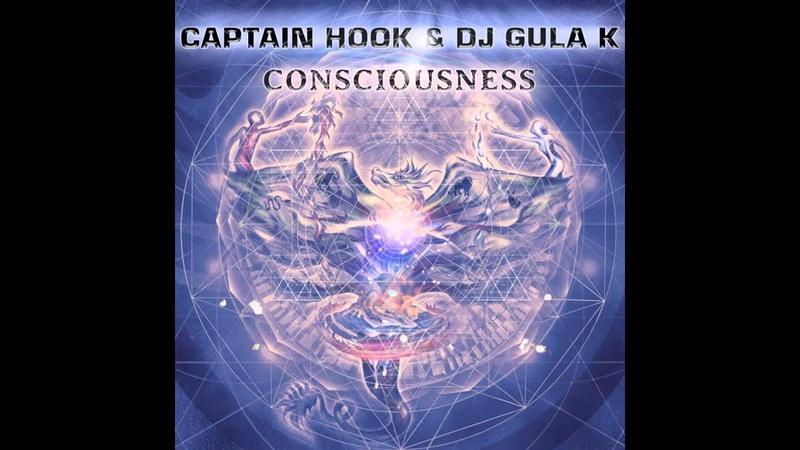 Captain Hook DJ Gula K Consciousness