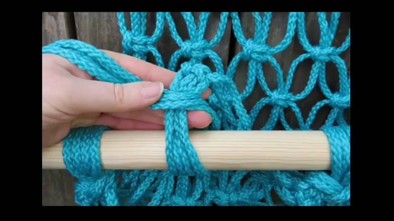 How to Make Macrame Hammock from pictures | Hammock stand from pictures