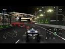 F1 2017 8 сезон 14 этап Сингапур. Гонка 1