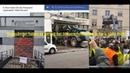 Paris: Finanzämter werden zugemauert oder mit Traktor besucht, Scheiße vor die Tür gekippt, ...