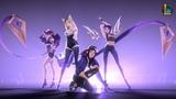 KDA - POPSTARS (ft Madison Beer, (G)I-DLE, Jaira Burns) Official Music Video - League of Legends