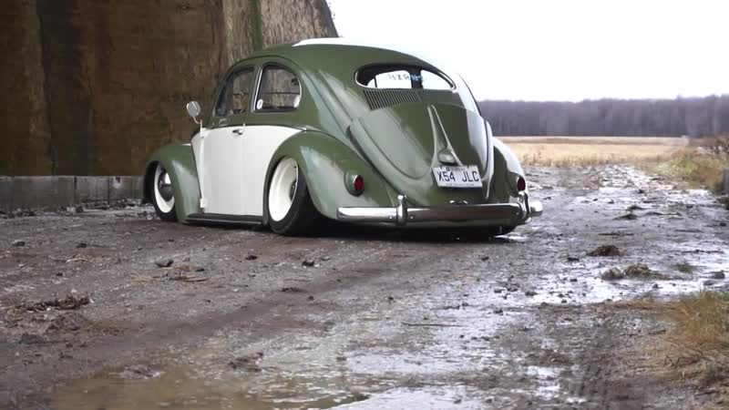 1954 BAGGED BEETLE _ Night lovell - Dark light _ PrinceFilms