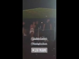 June 11: Justin and Hailey Baldwin at LIV night club in Miami, Florida