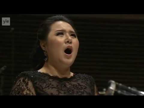Sunyoung Seo Soprano . 소프라노 서선영 - Pace pace mio dio 2014