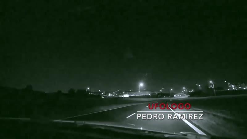 Контраст видео: Пирамида на Пентагоне вечером. 19 декабря 2018......CONTRASTE VIDEO: PIRAMIDE SOBRE EL PENTAGONO.