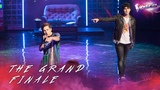 Grand Finale Joe Jonas and Aydan Calafiore sing Shut Up and Dance The Voice Australia 2018