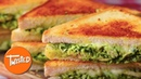 Pesto Chicken Sheet Pan Grilled Cheese Recipe Loaded Grilled Cheeses Best Cheesy Meals Twisted