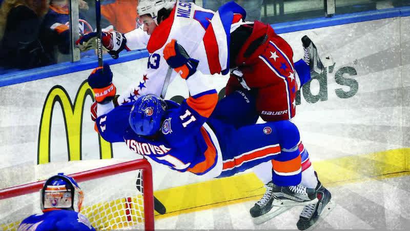 Хиты НХЛ в Slowmo