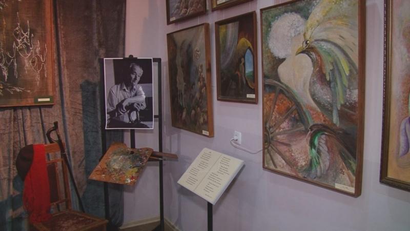 Глыба крымскотатарского искусства. В Крыму открылась выставка Изета Аблаева