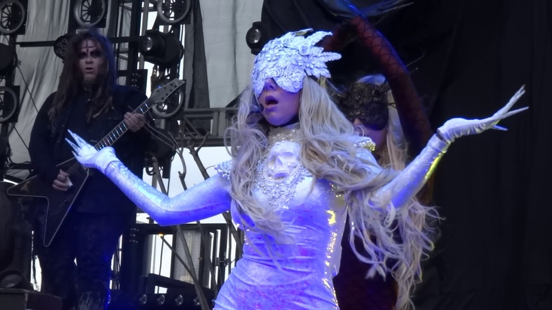 In This Moment - Adrenalize Live in Houston, Texas