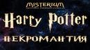 Некромантия Нежить мира поттерианы Misterium Harry Potter