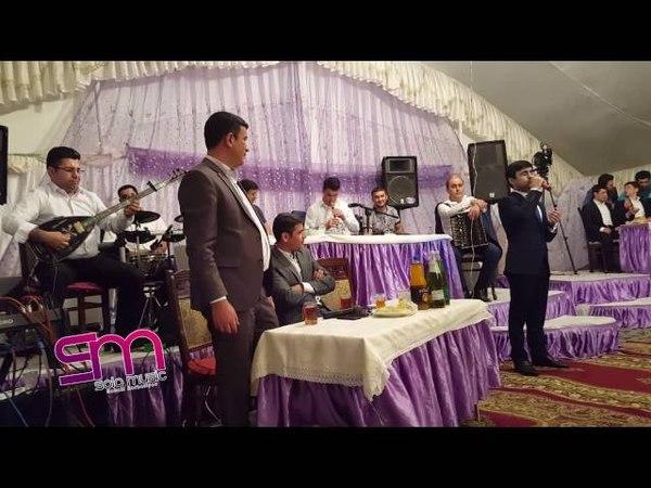 Mirelem Mirelemov - Anar turk Sazi -Qenimet Balaban-Yasar Qarmon-Zabrat Toyu 2016