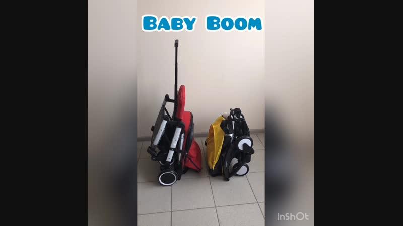 Сравнение колясок Baby Time и Hebe