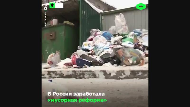 Вопреки всем протестам в регионах, в России заработала «мусорная реформа». Рассказываем, кому и за что теперь будут переплачиват