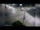 Авария на перекрестке улиц Кирова и Короленко