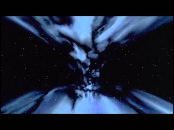 Stargate SG1 Wormhole entrance