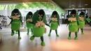 Танец ростовых кукол СОООБелвест