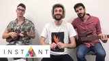 AJR Brothers Sing 'Come Hang Out', 'Weak' A cappella Instant Exclusive INSTANT
