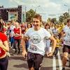 Благотворительный забег на Минском Полумарафоне