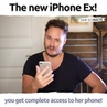 """Der Schulte on Instagram: """"Forget about the announced iPhone X. There is something WAY better! Apple iPhone iPhoneX AppleEvent iPhone8 Keyno"""