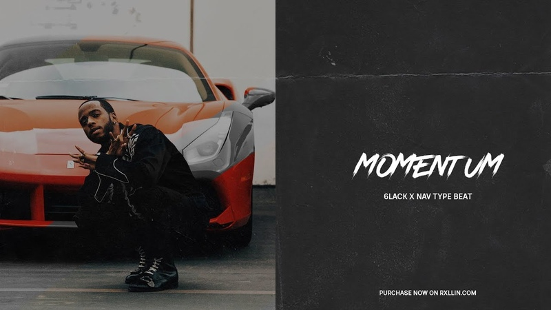 FREE | 6LACK x NAV Type Beat 2018 | Momentum [Prod.by RXLLIN]