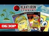 Обзор игр о Спанч Бобе  Heavy Iron Studios