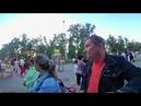 360° Яровое 2018-август ул Гагарино вечерняя прогулка