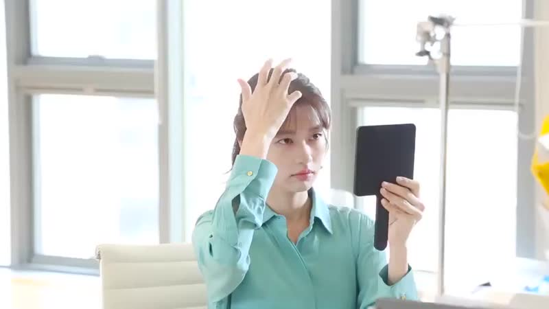 Чон Со Мин для рекламы «Real Barrier»
