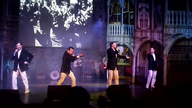 20-01-2019 кц мюзик-хол концерт легендарной группы доктор ватсон часть-9