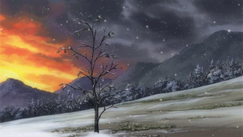Ending 13 Sora no Otoshimono Утраченное небесами