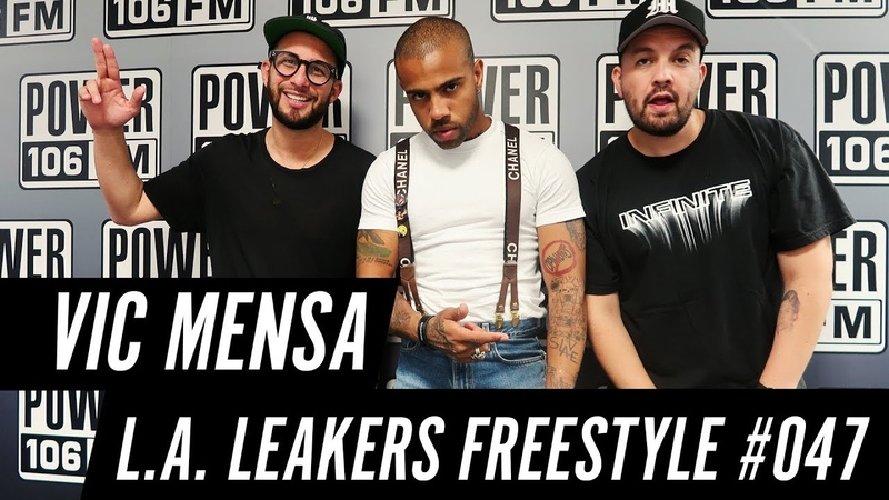 Vic Mensa Freestyle w The L.A. Leakers - Freestyle 047
