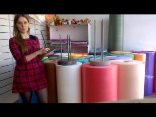 Видео обзор металлических стоек под ростовые цветы. Ваш Дизайн.74