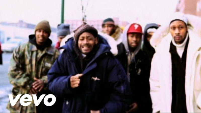 Wu-Tang Clan - I Can't Go to Sleep