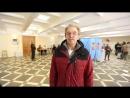 Мэр наукограда на избирательном участке в лицее №21