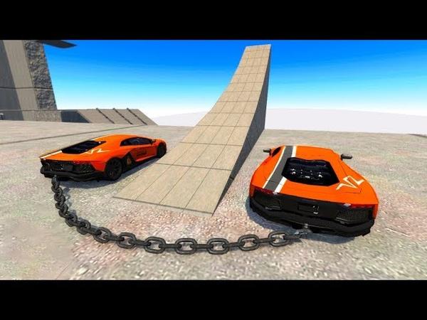 BeamNG Drive Crazy Jumps/Crashes Compilation (BeamNG Drive Satisfying Shredding Videos)