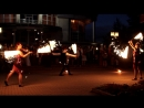 Огненное шоу Charleston 2018 Шоу группа Хамелеон г Иваново Шереметев Парк Отель